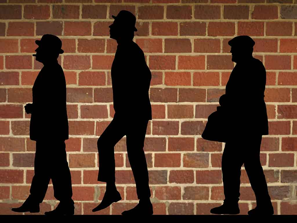die Olsenbande im Schatten